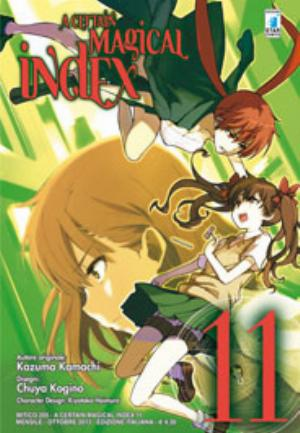 A CERTAIN MAGICAL INDEX n.11