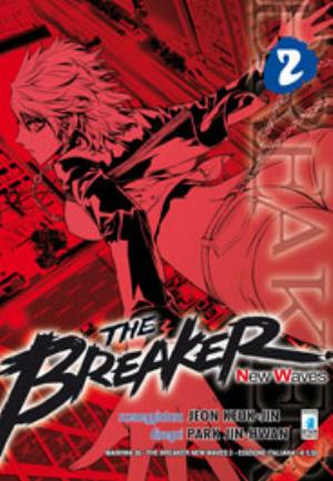 THE BREAKER NEW WAVES n.2