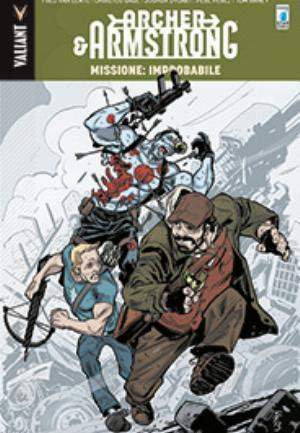 ARCHER & ARMSTRONG n.5