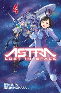 ASTRA LOST IN SPACE n.4