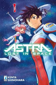 ASTRA LOST IN SPACE n.1