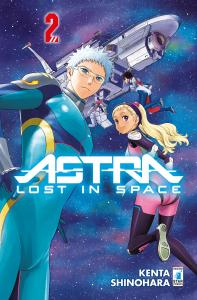 ASTRA LOST IN SPACE n.2