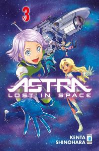 ASTRA LOST IN SPACE n.3