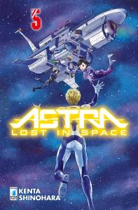 ASTRA LOST IN SPACE n.5