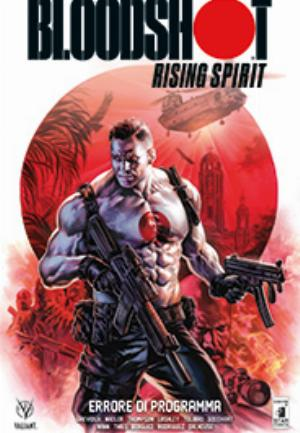 BLOODSHOT RISING SPIRIT n.1