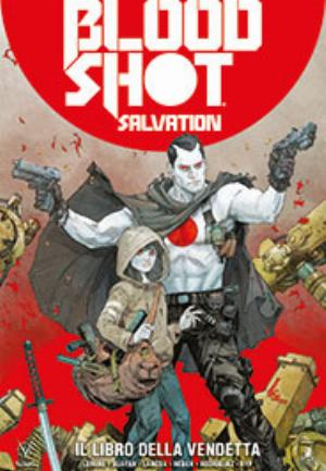 BLOODSHOT SALVATION n.1