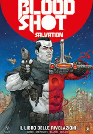 BLOODSHOT SALVATION n.3