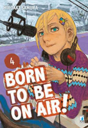 BORN TO BE ON AIR! n.4