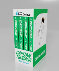 CAPITAN TSUBASA COLLECTION n.1