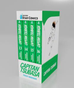 CAPITAN TSUBASA COLLECTION n.4