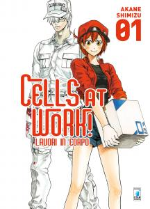 CELLS AT WORK! - LAVORI IN CORPO n.1