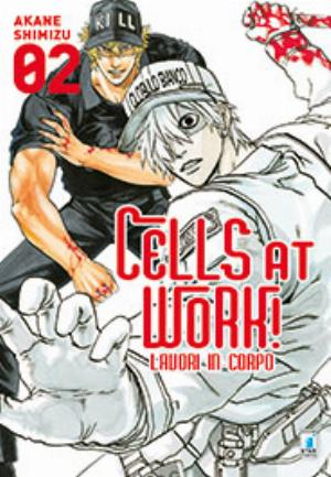 CELLS AT WORK! - LAVORI IN CORPO n.2