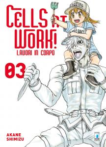CELLS AT WORK! - LAVORI IN CORPO n.3