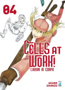 CELLS AT WORK! - LAVORI IN CORPO n.4