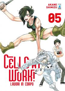 CELLS AT WORK! - LAVORI IN CORPO n.5