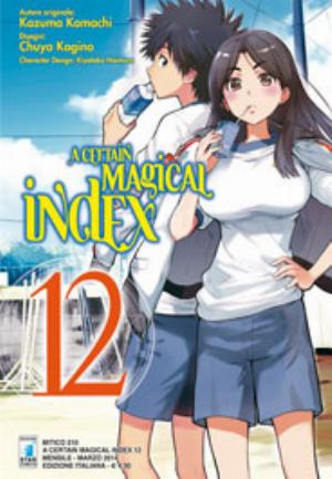 A CERTAIN MAGICAL INDEX n.12