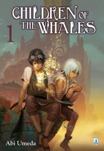 CHILDREN OF THE WHALES n.1