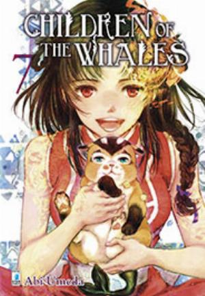 CHILDREN OF THE WHALES n.7