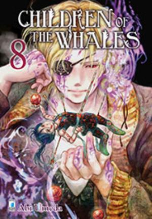 CHILDREN OF THE WHALES n.8