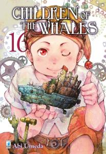CHILDREN OF THE WHALES n.16