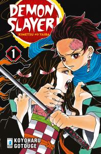 DEMON SLAYER - KIMETSU NO YAIBA n.1