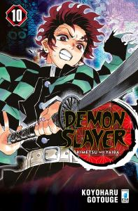DEMON SLAYER - KIMETSU NO YAIBA n.10