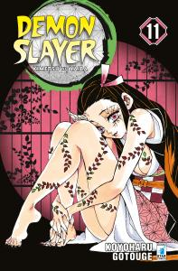DEMON SLAYER - KIMETSU NO YAIBA n.11