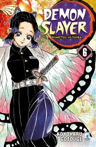 DEMON SLAYER - KIMETSU NO YAIBA n.6