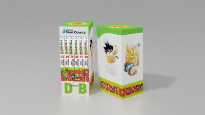 DRAGON BALL COLLECTION n.3