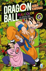 DRAGON BALL FULL COLOR 1 - LA SAGA DEL GIOVANE GOKU n.6