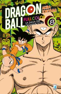 DRAGON BALL FULL COLOR 1 - LA SAGA DEL GIOVANE GOKU n.8
