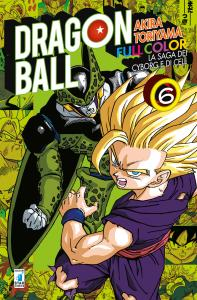 DRAGON BALL FULL COLOR - LA SAGA DEI CYBORG E DI CELL n.6