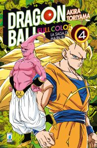 DRAGON BALL FULL COLOR 6a SERIE - LA SAGA DI MAJIN BU n.4