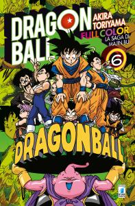 DRAGON BALL FULL COLOR 6a SERIE - LA SAGA DI MAJIN BU n.6