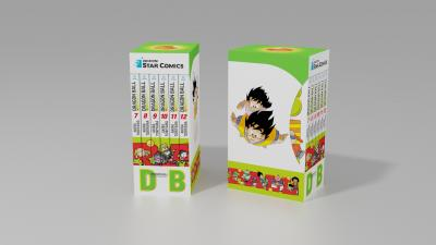 DRAGON BALL COLLECTION n.2
