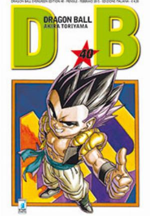 DRAGON BALL EVERGREEN EDITION n.40