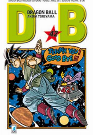 DRAGON BALL EVERGREEN EDITION n.42