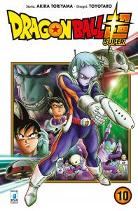 DRAGON BALL SUPER n.10