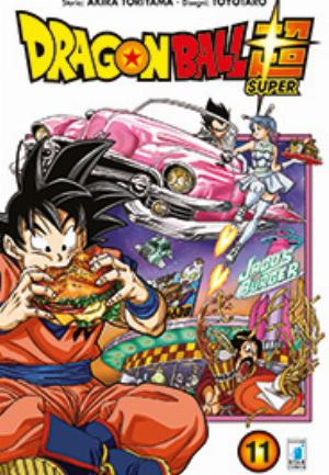 DRAGON BALL SUPER n.11