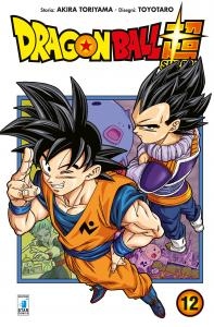 DRAGON BALL SUPER n.12
