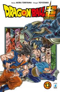 DRAGON BALL SUPER n.13