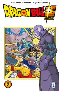 DRAGON BALL SUPER n.2
