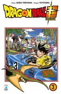 DRAGON BALL SUPER n.3