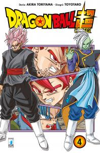 DRAGON BALL SUPER n.4