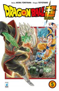 DRAGON BALL SUPER n.5