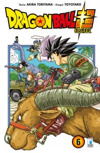 DRAGON BALL SUPER n.6