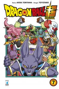 DRAGON BALL SUPER n.7