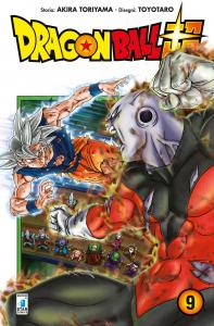 DRAGON BALL SUPER n.9
