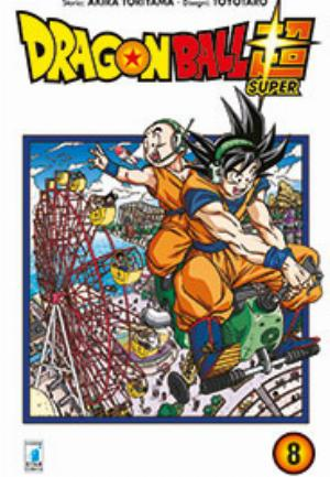 DRAGON BALL SUPER n.8