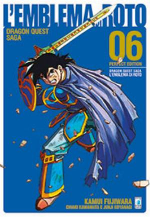 DRAGON QUEST SAGA - L'EMBLEMA DI ROTO PERFECT EDITION n.6